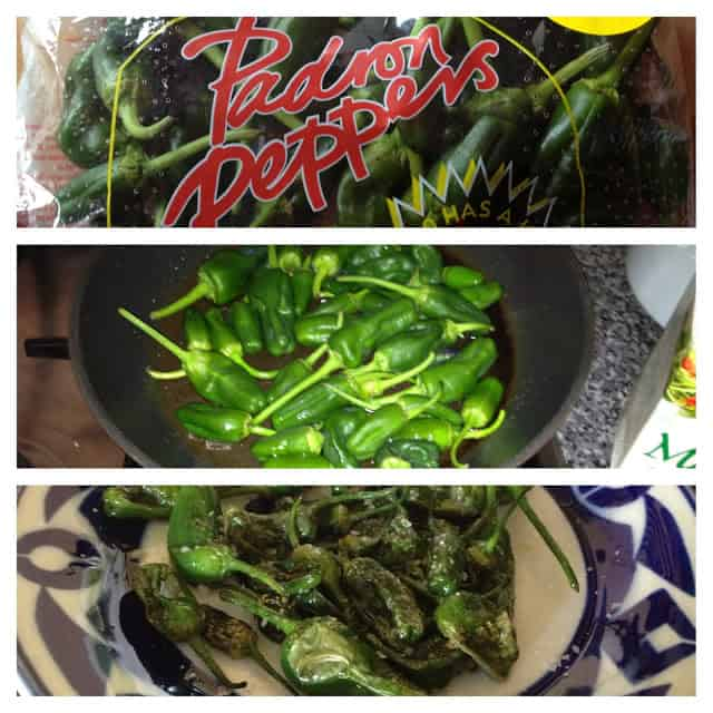 How to cook Padrón peppers (Pimientos de Padrón) the authentic traditional way