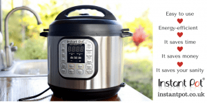 A guide with first steps for the beginner Instant Pot user