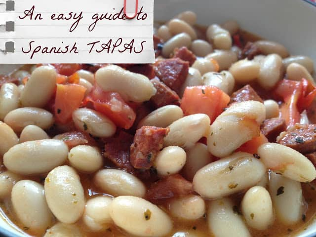 An easy guide to Spanish TAPAS
