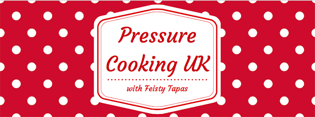 Pressure Cooking UK with Feisty Tapas