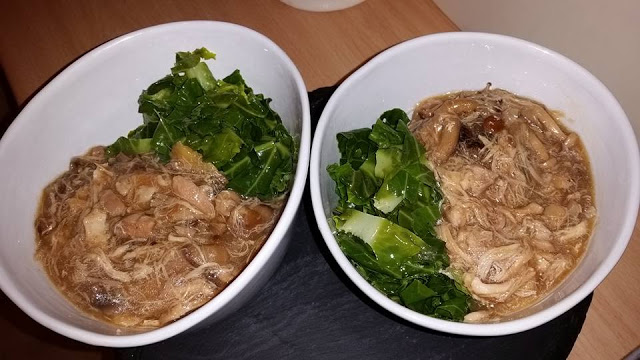 Helen's Instant Pot Chinese Chicken and Mushroom