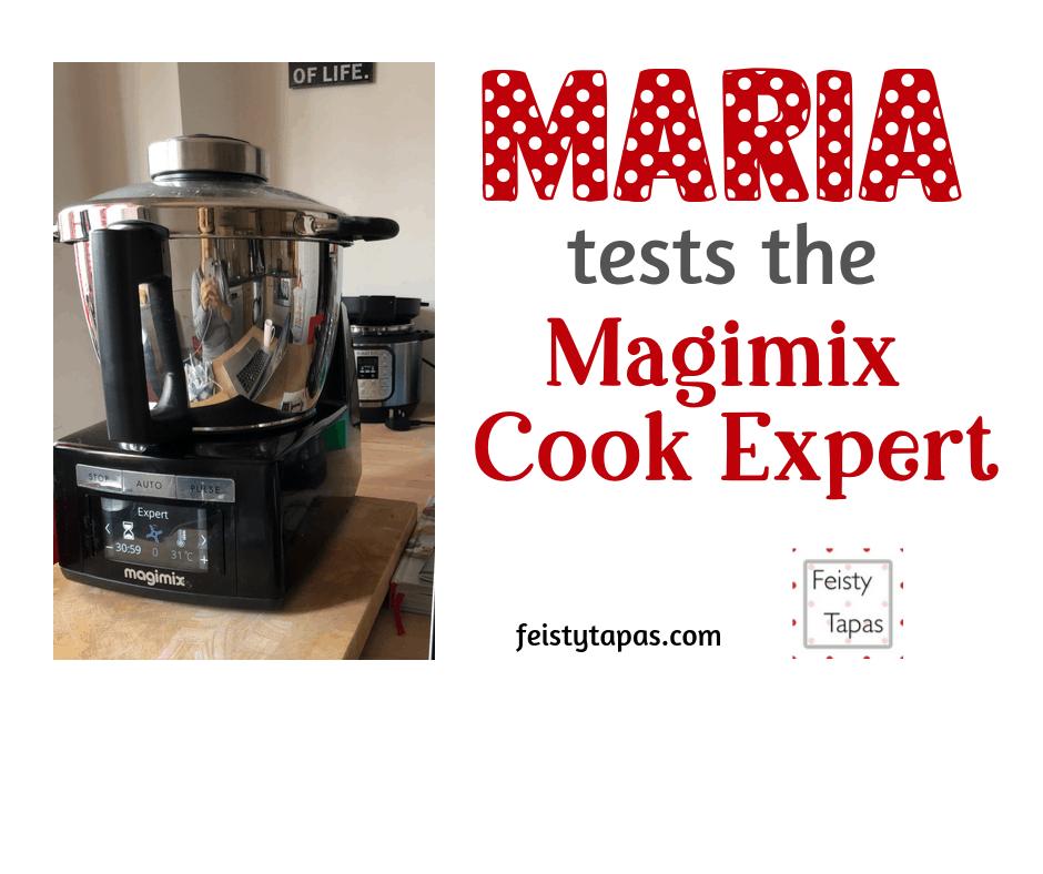 Magimix Cook Expert review - Maria Tests the Magimix Cook Expert