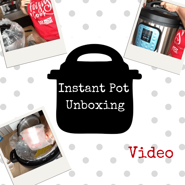 Instant Pot Unboxing Video by Feisty Tapas
