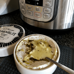 Instant Pot Baked Camembert