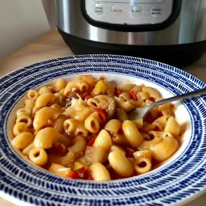 Instant Pot Ratatouille Pasta