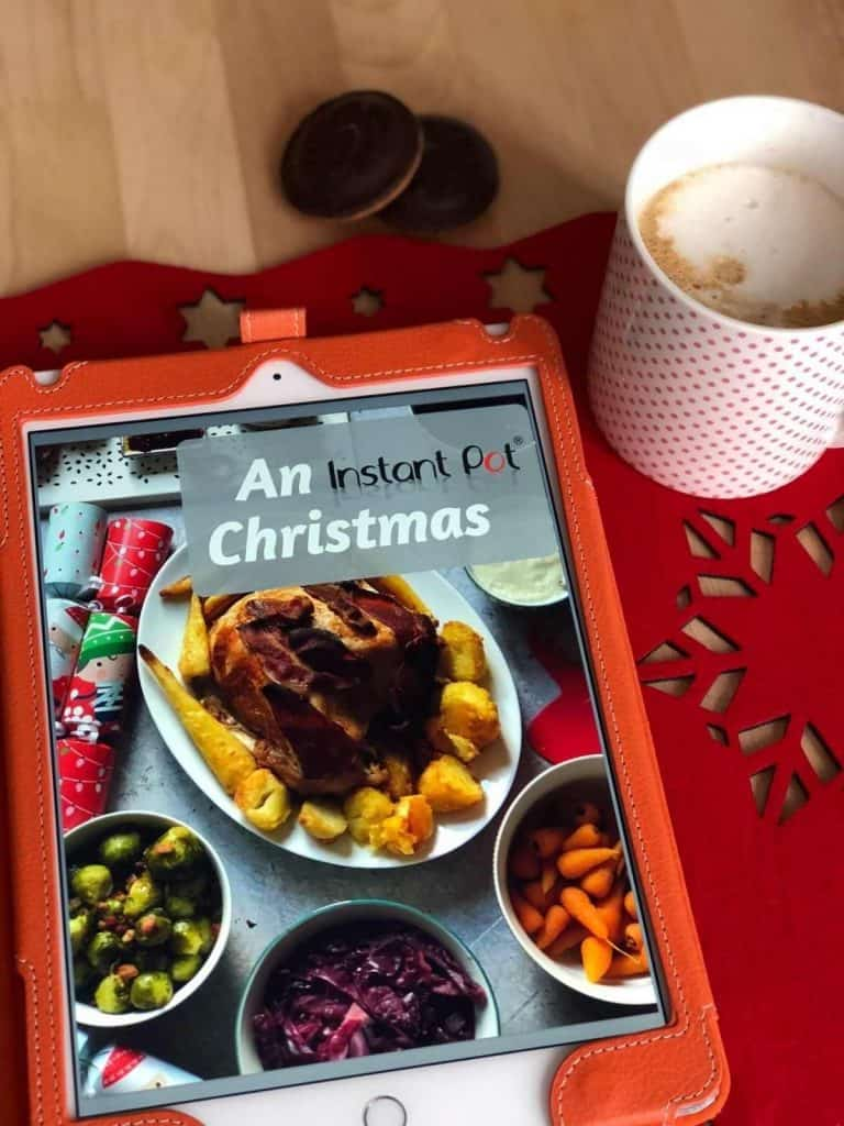 The best Instant Pot Christmas Recipes free ebook