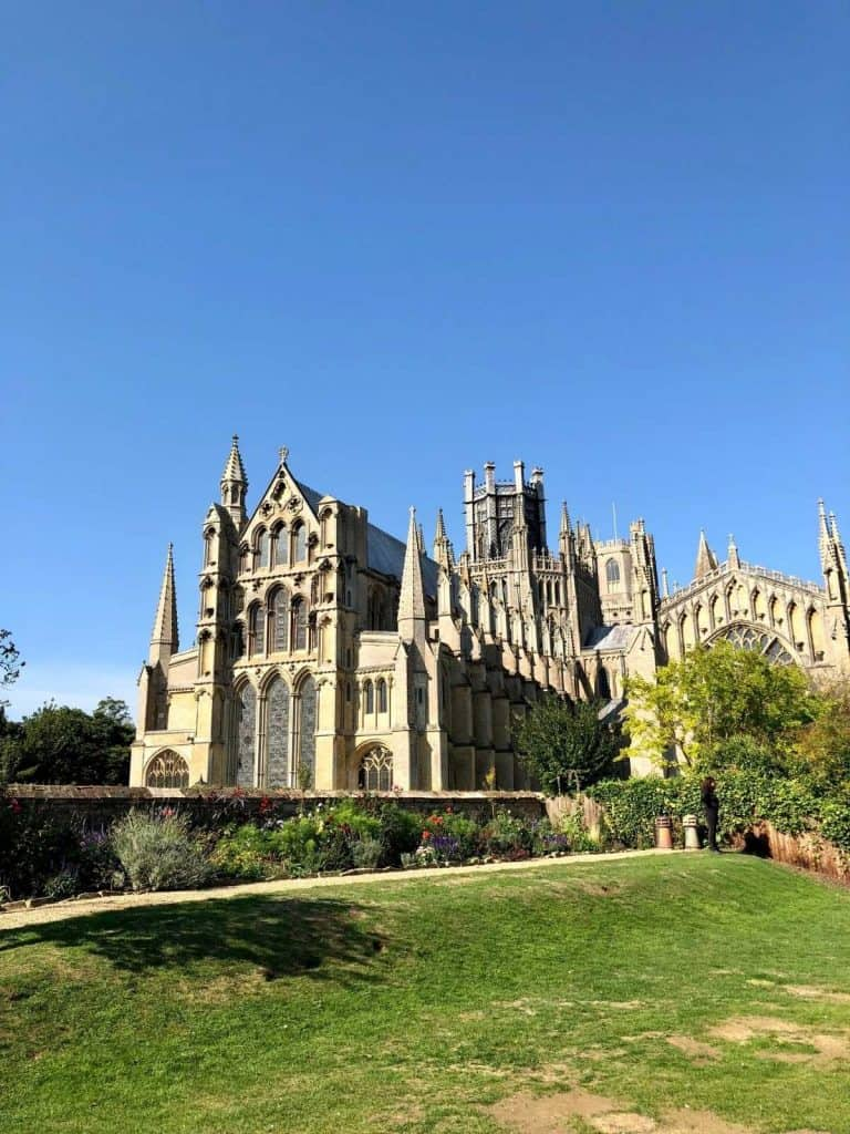 Ely Cathedral - Cambridgeshire - England - where the Kitchen Gadget Hub by Feisty Tapas will be based