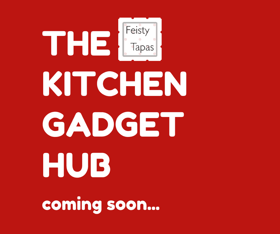 Introducing the Kitchen Gadget Hub by Feisty Tapas